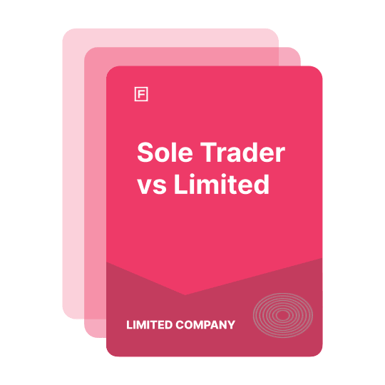 sole trader vs limited company guide