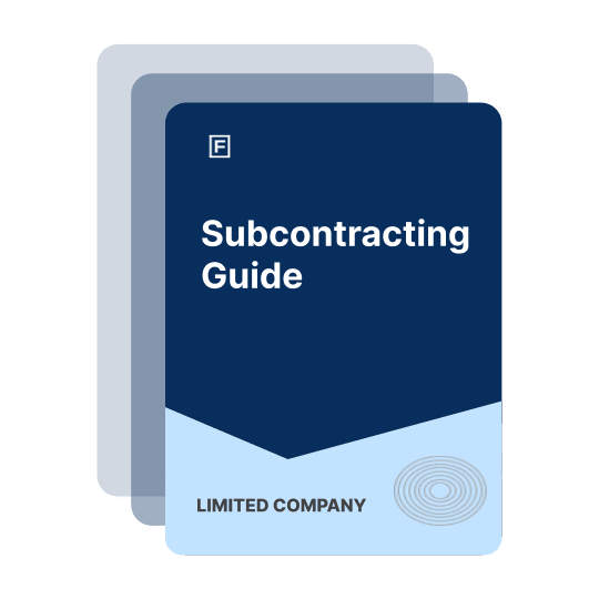 subcontracting guide