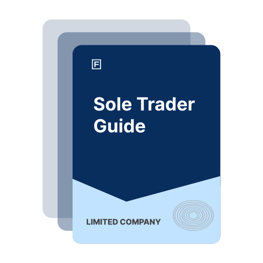 what is sole trader guide