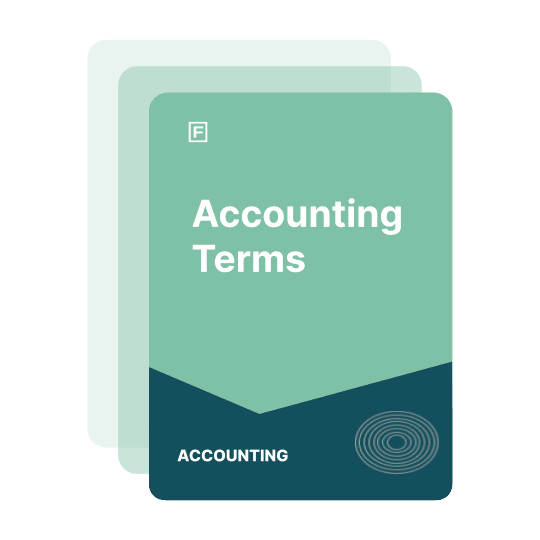accounting terms guide