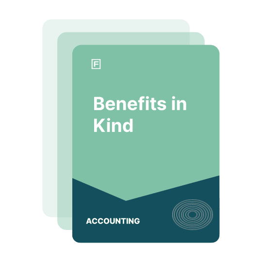 benefits in kind guide