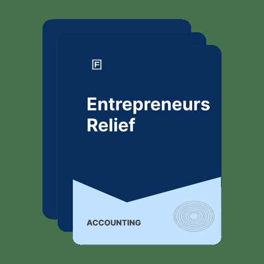 entrepreneurs relief guide