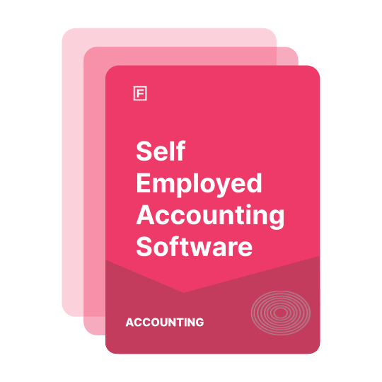 self employed accounting software guide