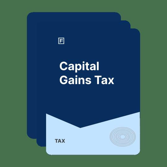 capital gains tax in uk guide