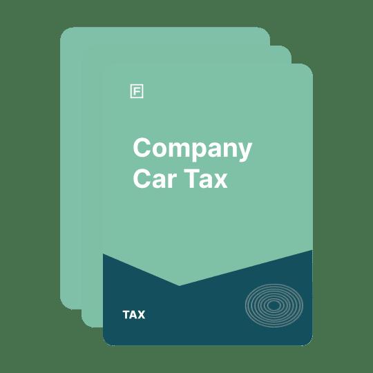 company car tax guide