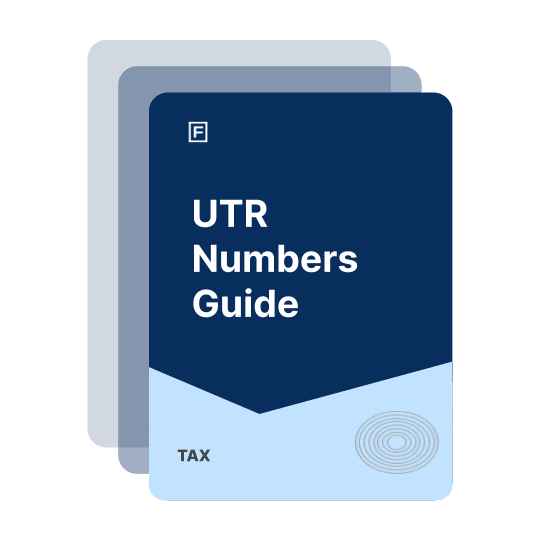 how to get a utr number guide