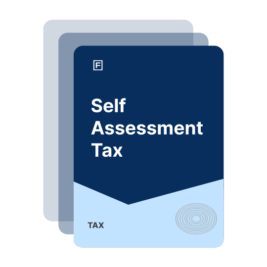 pay for self assessment tax guide
