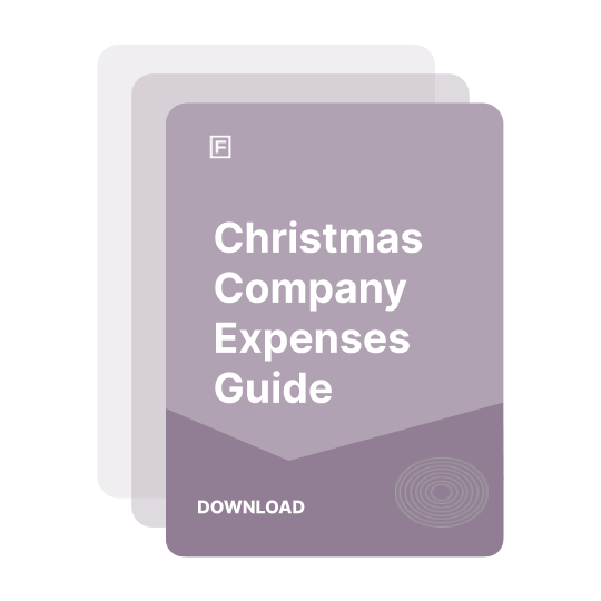 Christmas Company Expenses Guide guide
