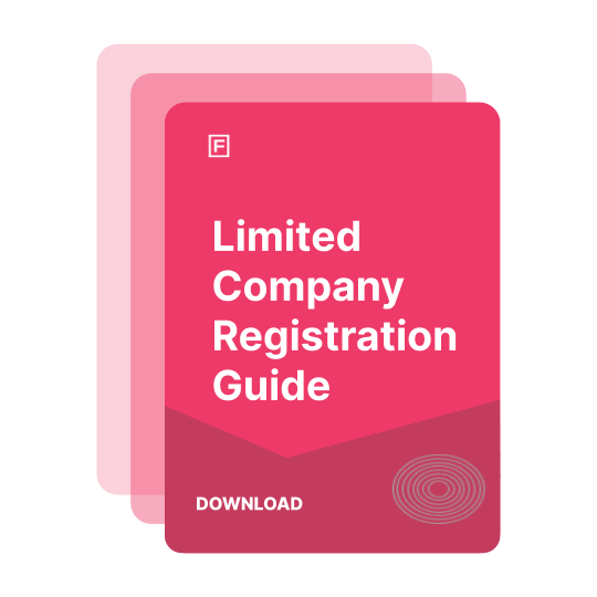 Registering a Limited Company Guide guide