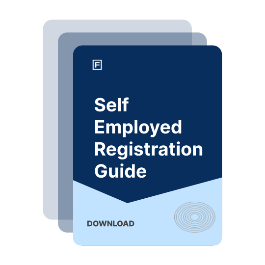 Self Employed Registration Guide guide