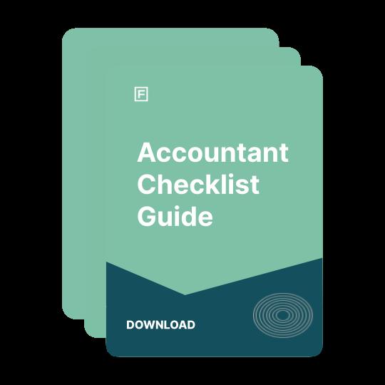 Accountant Checklist Guide guide