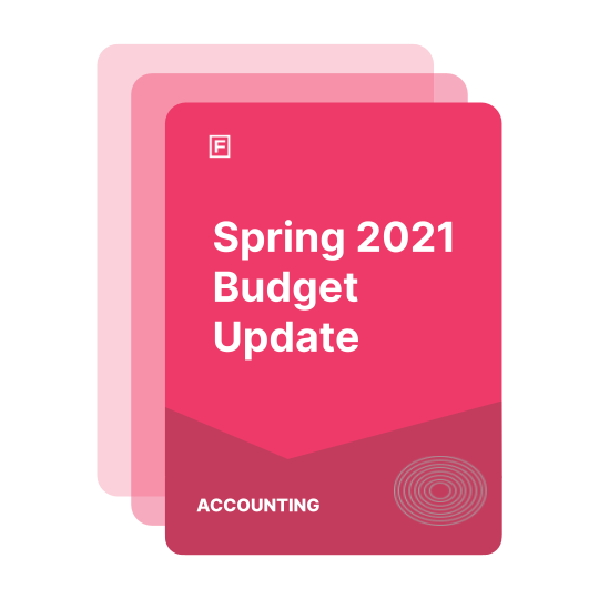 UK Budget 2021 Key Announcements