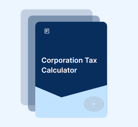 iPhone about to calculate corporation tax