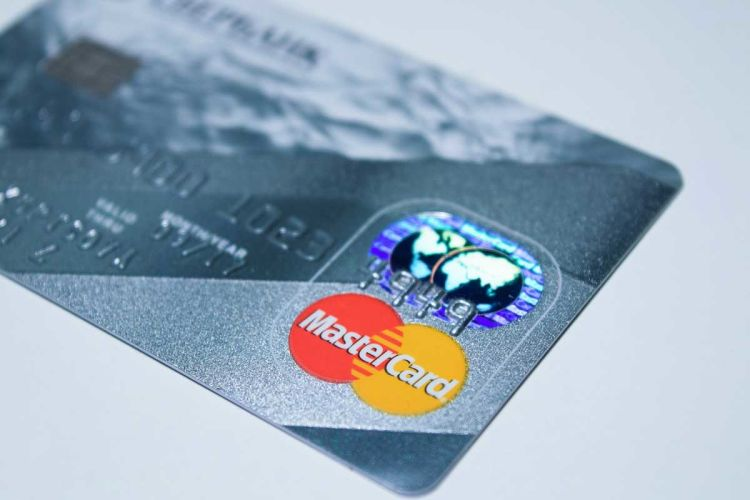 credit card from business bank