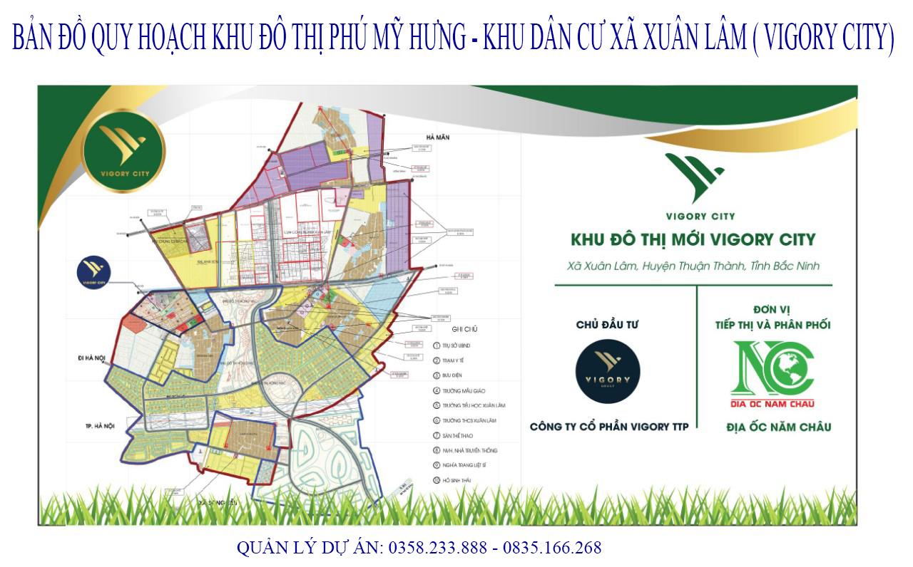Video tổng quan dự án khu đô thị xuân lâm vygory - khu đô thị phú mỹ hưng