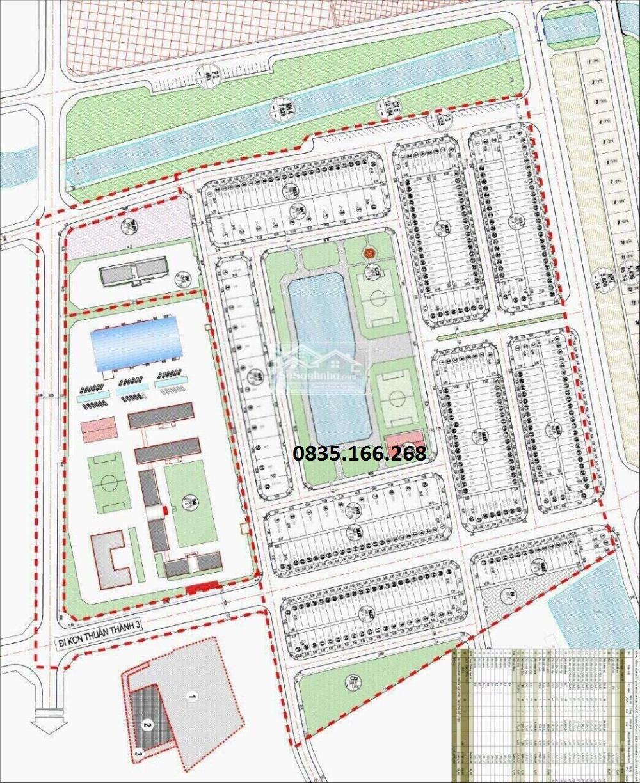 Bán lô đất xuất ngoại giao dự án vũ kiệt - LH 0835.166.268
