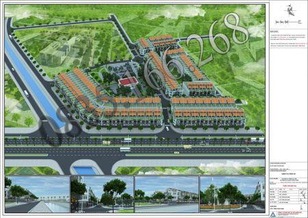 Bán đất dự án khu đô thị lạc thổ  - LH 0835.166.268