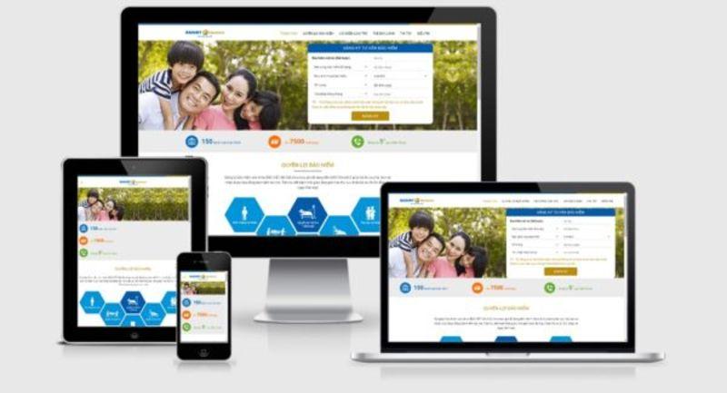 Thiết Kế Web Chuyên Nghiệp - Chất Lượng - Giá Cả Tốt Nhất Trên Thị Trường