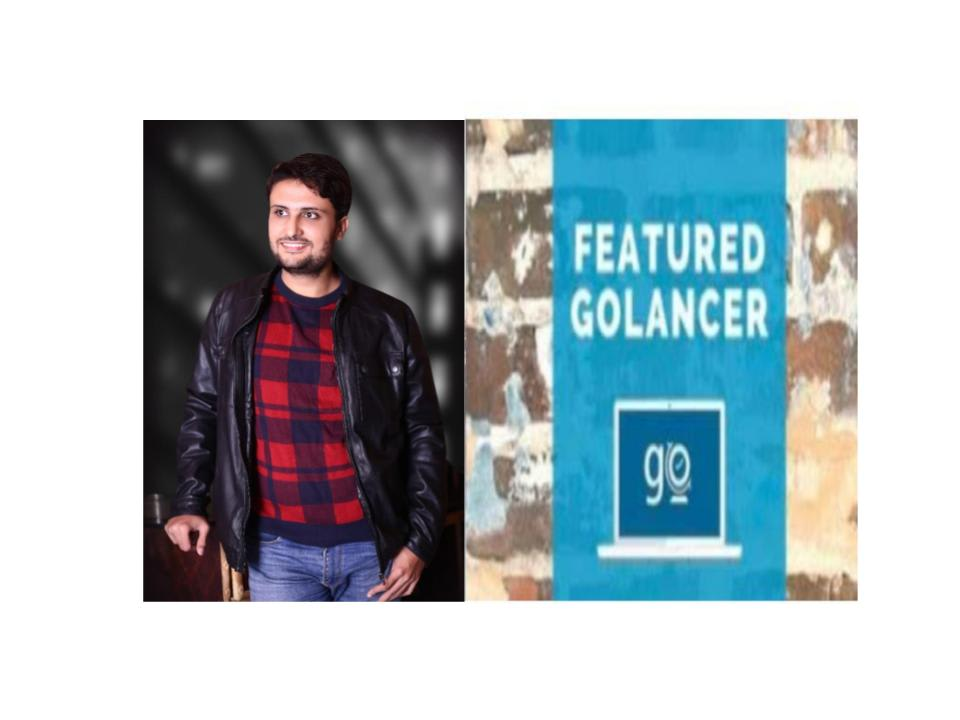Featured goLancer: Burair Ali Hussain