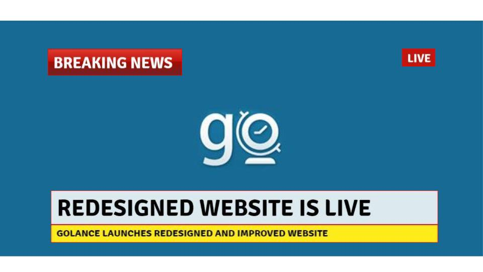 goLance Launches Redesigned And Improved Website