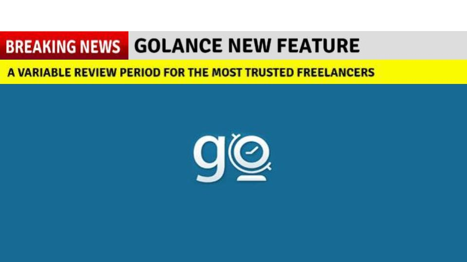 goLance Introduces A New Game-Changing Feature