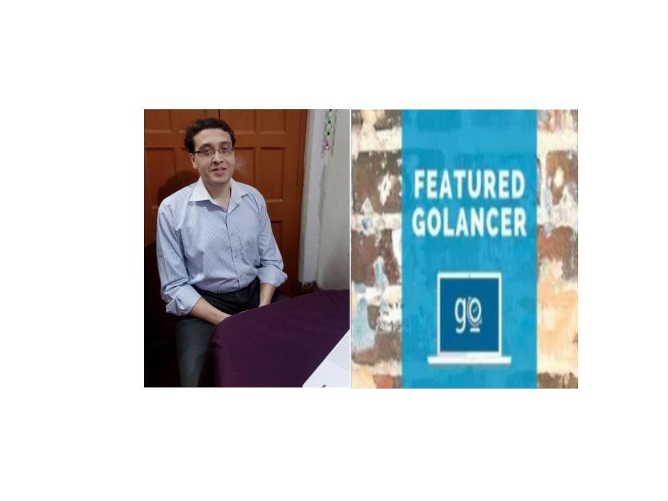 Featured goLancer: Shekhar Mahapatra