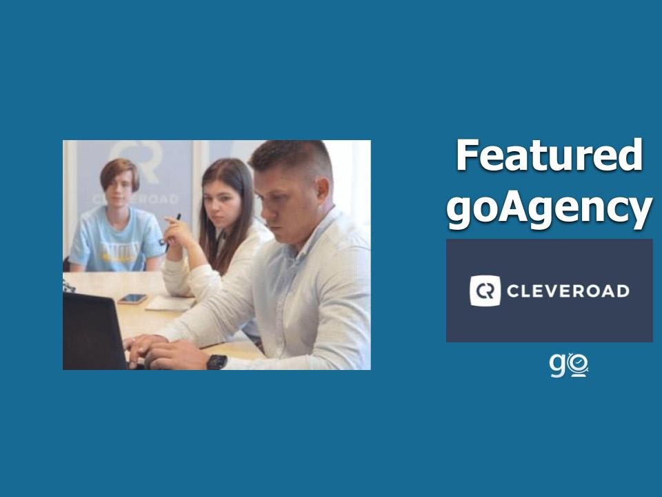 Featured goAgency: Cleveroad