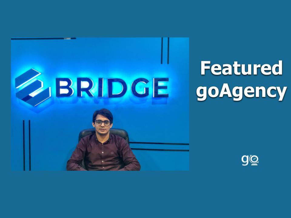 Featured goAgency: Ebridge