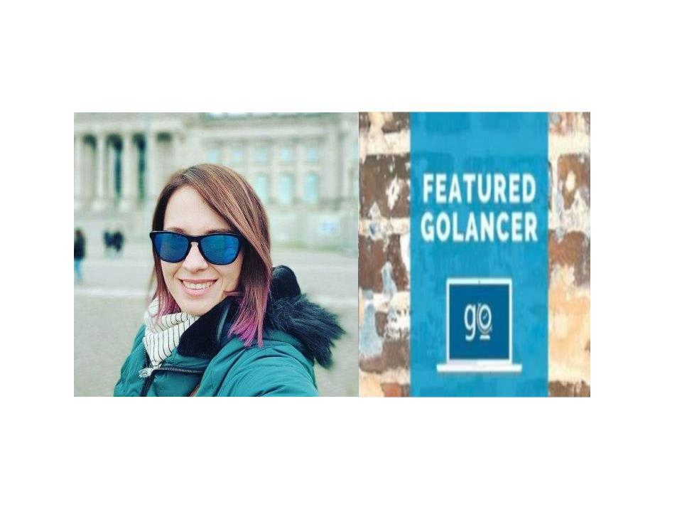 Featured goLancer: Jelena Grgas