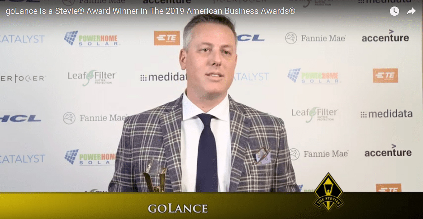 The goLance's Road To The 2019 American Business Awards