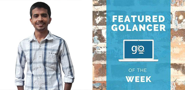 goLancer of the Week: Roshan Perera