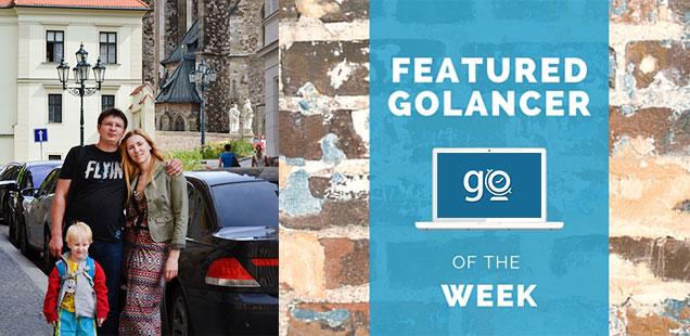 goLancer of the Week: Pavel Koshelev