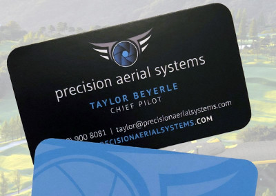 Drone Company card designs