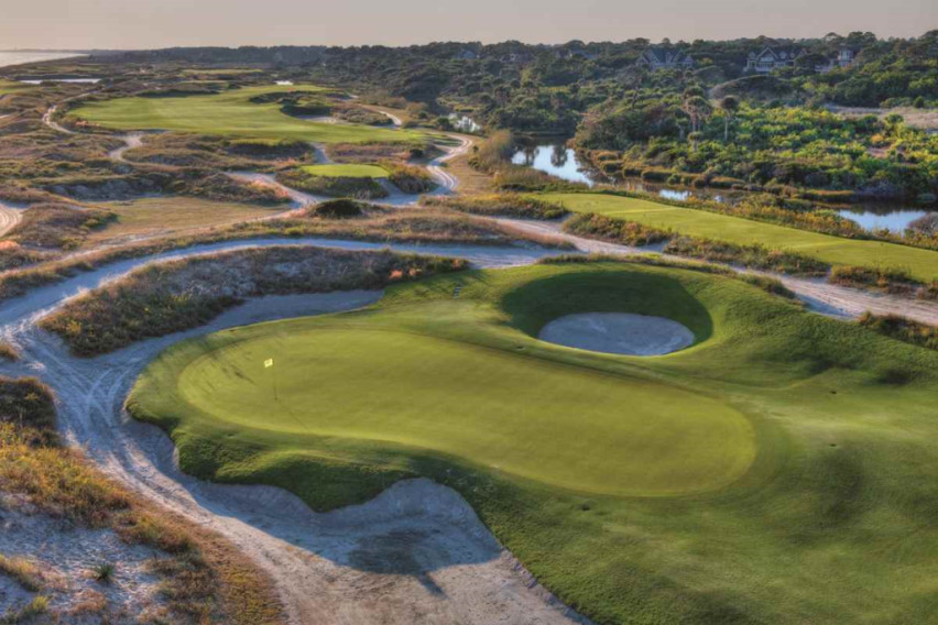 Book a golf holiday to Kiawah Island Ocean Course, Charleston