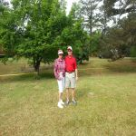 @ The Masters 2013 (Parking Lot)