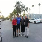 Julian Beltrame, Dale Orr, & Dino @ Naples Lakes