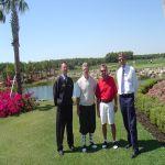 Rick Eudaley & Miromar Lakes Staff Members
