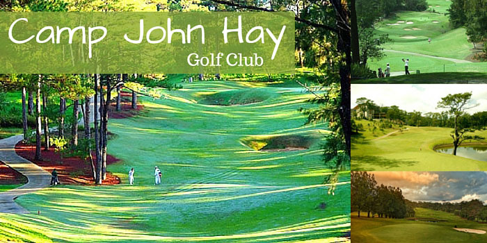 Camp John Hay Golf Club - Discounts, Reviews and Club Info