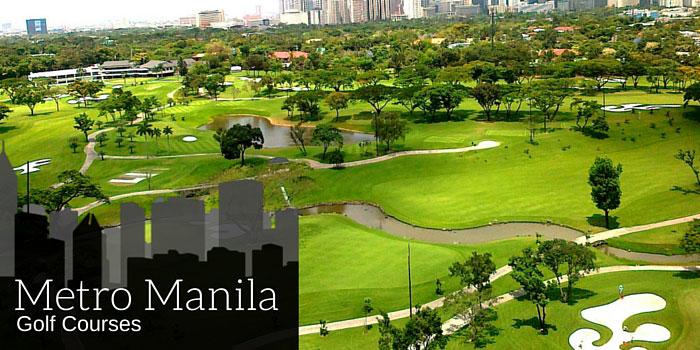 Metro Manila Golf Courses