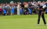 Adam Scott bei der Open 2012