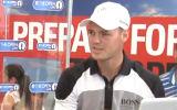 Martin Kaymer im Interview; British Open