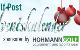 Hohmann Golf Sport ist Presenting-Partner des Golf Post Adventskalenders 2014 (Foto: Golf Post)