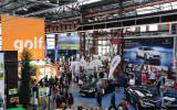 Die Rheingolf Messe 2014 in Düsseldorf war ein voller Erfolg (Bild: RMM Rheinische Messe- und Marketing GmbH).
