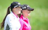 Die Damen des Golfclub St.Leon-Rot konnten den ersten Spieltag für sich entscheiden. (Foto:DGV/Stefan Heigl)