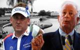 Ian Poulter und Ted Bishop (re.) weiter im Clinch. (Foto: Getty/Golf Post)
