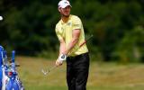 Chris Wood siegte bei der Lyoness Open zum zweiten Mal auf der European Tour. (Foto: Getty)