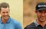 Henrik Stenson Dustin Johnson US Open