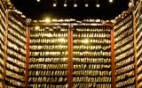 Die Sammlung der goldenen PING-Putter im Hauptsitz des Unternehmens in Phoenix.