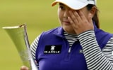 Inbee Park weint vor Freude über ihren Sieg bei der Women's British Open. (Foto: Getty)