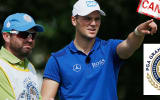 Martin Kaymer gewann den PGA Grand Slam of Golf 2014 im Stechen gegen Bubba Watson.
